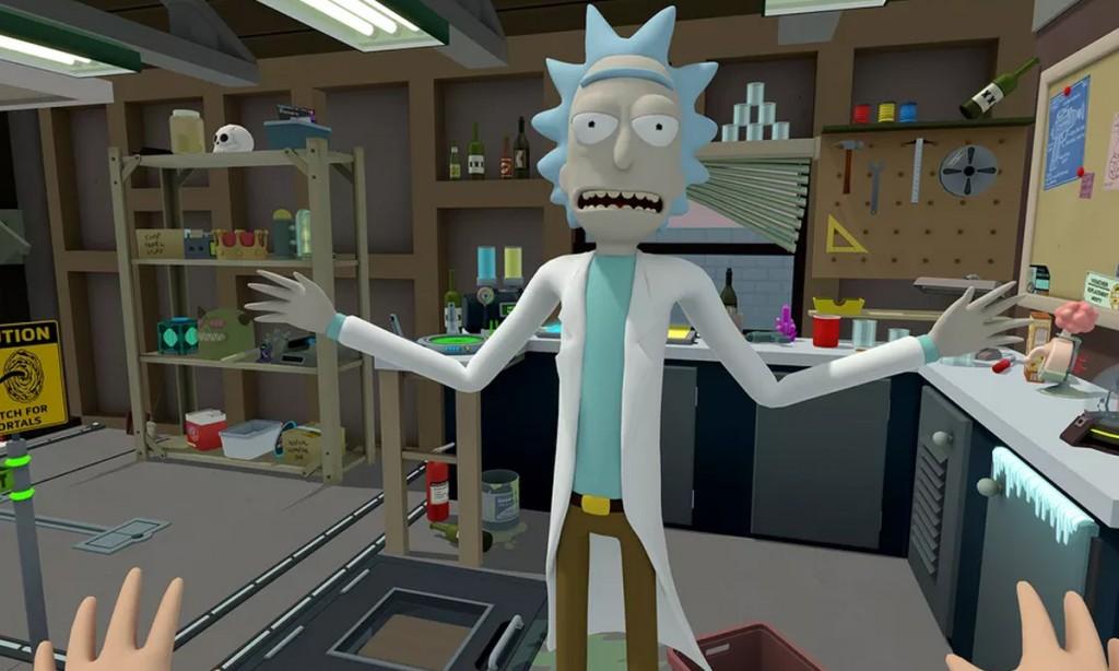 《瑞克和莫蒂VR》即将登陆PSVR