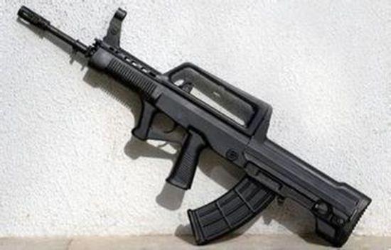 CF新QBZ95武器测评 国产名枪再登战场之巅峰