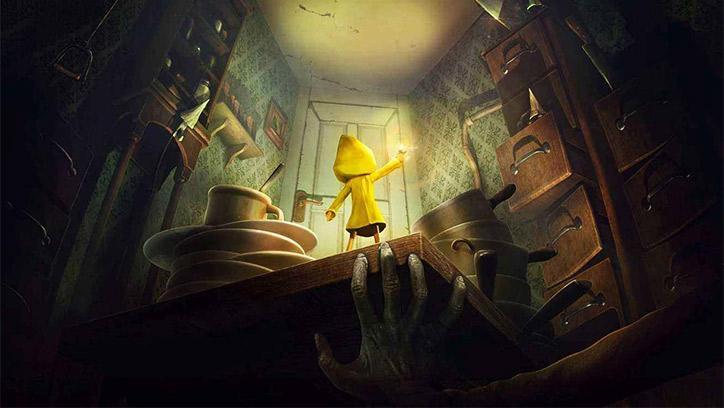 隐藏在恐怖背后直击灵魂的触动 引人深思的恐怖游戏