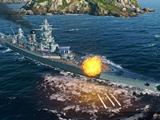 战舰世界 沙恩九级房套路式屠幼 换AP霍霍齐射