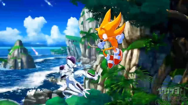 Dragon Ball FighterZ Mods - Sonic, Super Sonic, Lobby Sonic Avatar! Preview WIP_20180213105347.jpg