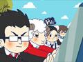 王者荣耀春节贺岁动画下集:《王者回家》