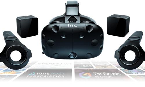 HTC Vive上月销量惊人