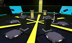 VR益智问答游戏