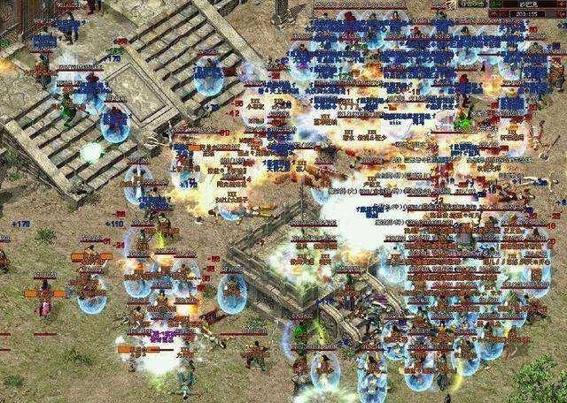 热血传奇:攻沙战中在密道被偷袭,怎么做才能巧妙地克敌致胜呢?