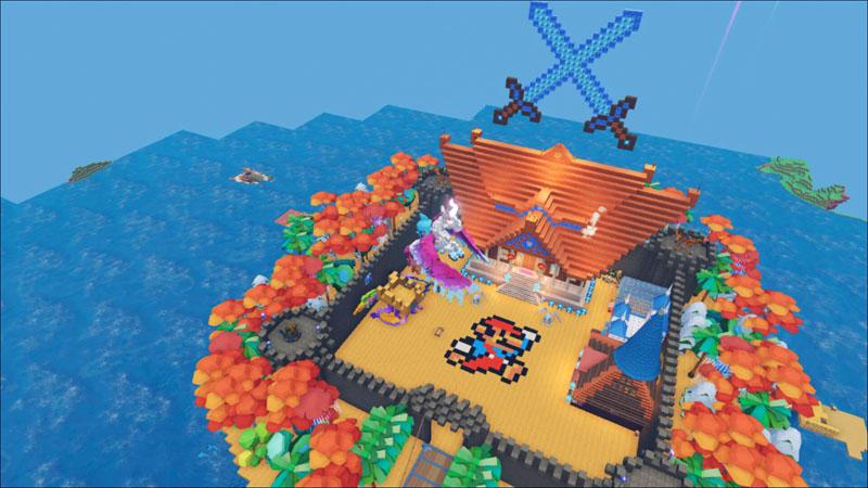 《方块方舟》玩家截图
