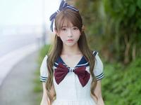 韩国第一美少女水手服