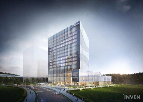 共15層!《黑色沙漠》開發商花10億蓋公司大樓