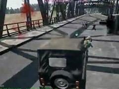教你如何一秒团灭堵桥队伍 吉普甩尾三杀
