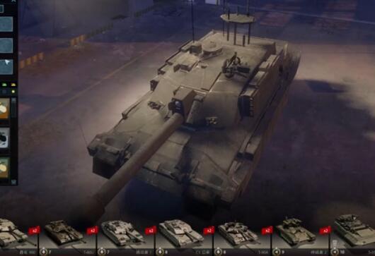《装甲战争》 全球行动挑战者2