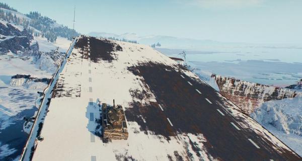 发现你的美 坦克世界重制版新地图彩蛋