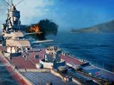 盲烟大和威力巨大 驱逐舰怎么能开炮呢?