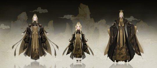 《【天游在线平台】锦绣山河凤鸣歌 《古剑奇谭OL》十月华丽新衣抢先看》