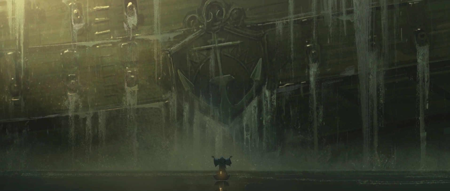 麦德三世讲魔兽:船锚项链及动画展现的意象