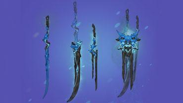 剑网3霸刀武器