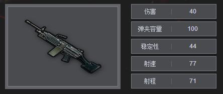 绝地求生大逃杀特殊武器M249介绍 武器M249评测