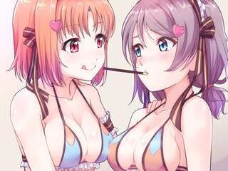 【补丁素材】百合系聊天框补丁包