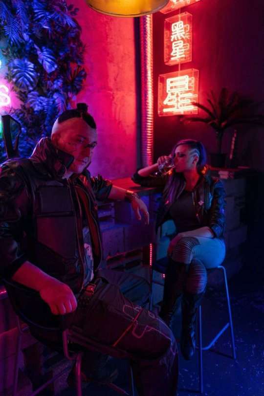 赛博朋克2077 鸡尾酒棒武器和觉武器图鉴