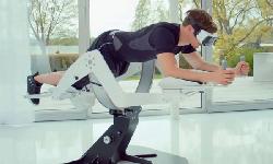 逆天VR健身设备诞生