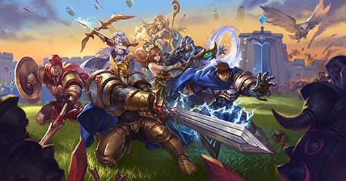 新英雄集结《守卫者王国》中谁是你的最爱?