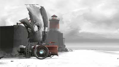 《FAR:Lone Sails》:荒芜的美感,从另一个角度欣赏末世废土