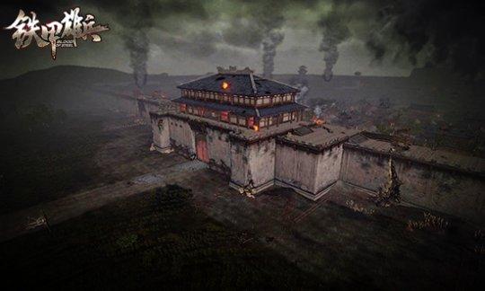 《铁甲雄兵》新版本揭示:攻城玩法、鲍德温一世将参战