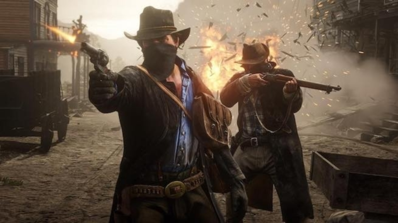 Take-Two:《荒野大镖客2》的大逃杀模式不会照搬《堡垒之夜》