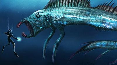 《深海迷航》评测:异星的海底两万里