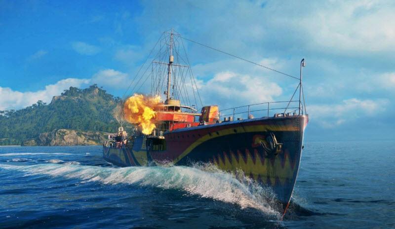战舰世界 对于现阶段驱逐舰的看法