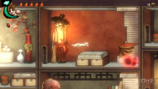 《银河恶魔城》风格 韩国2D动作游戏《阎罗复活记》公开