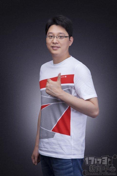 游族网络CPO张雷.JPG