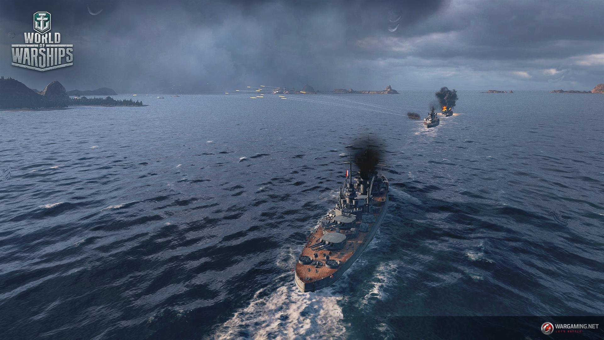 战舰世界亚服0.72版本赫尔墨斯行动爆料