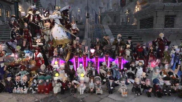 ファイナルファンタジーXIV 5周年記念広告「ありがとう、光の5周年。」_20180913231343.JPG