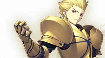Fate Zero联动预热 FGO国服开放saber金A卡池