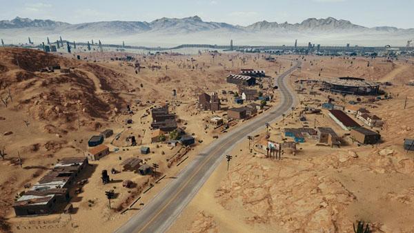 【吃鸡小课程】美丽的沙漠城镇 提波镇