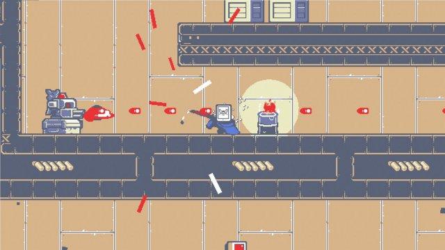 平板忍者救世界快节奏动作游戏《酷派忍者》2月7日亮相