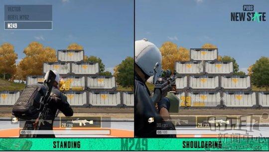 《绝地求生:未来之役》发布武器体验视频