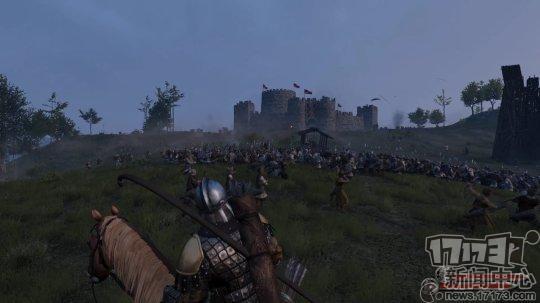 骑马与砍杀2宣布参加E3