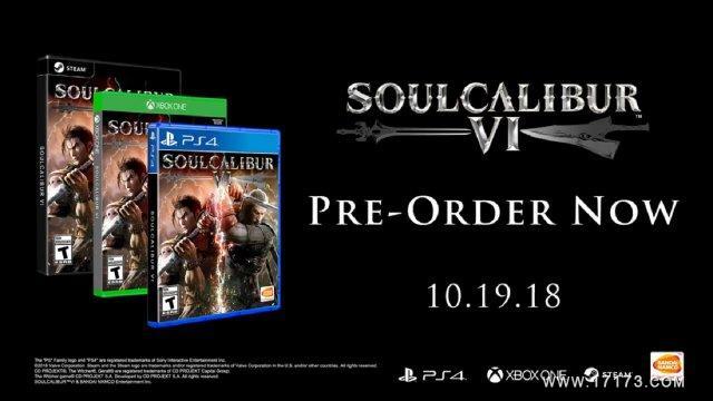 SOULCALIBUR VI - Cervantes Reveal Trailer - PS4, X1, PC_20180912225732.JPG