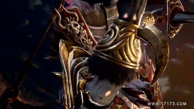SOULCALIBUR VI - Cervantes Reveal Trailer - PS4, X1, PC_20180912225723.JPG