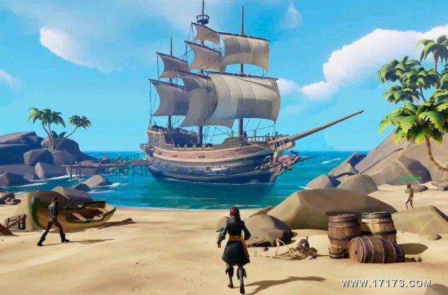 《盗贼之海》11月8日更新繁体中文-迷你酷-MINICOLL