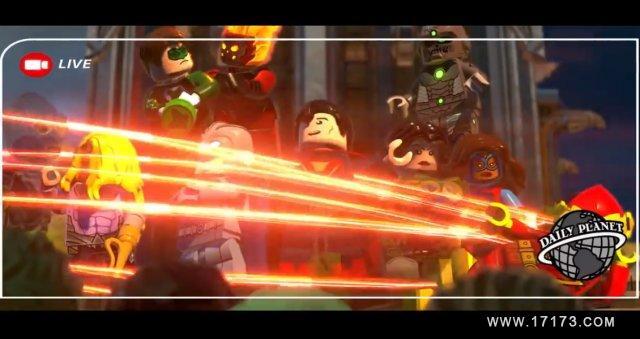 《乐高DC超级反派》最新宣传片-迷你酷-MINICOLL