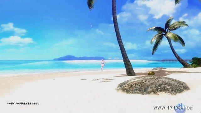 《死或生:沙滩排球 女神假期》菲欧娜角色预告公开-迷你酷-MINICOLL