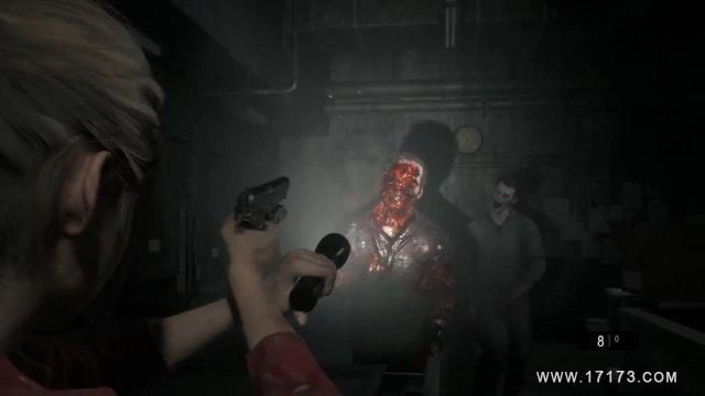 Resident Evil 2 Remake Licker Reveal!_20181009161719.JPG