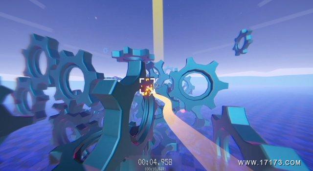 《维莱特摆动》动作跑酷游戏 现已上线Steam-迷你酷-MINICOLL