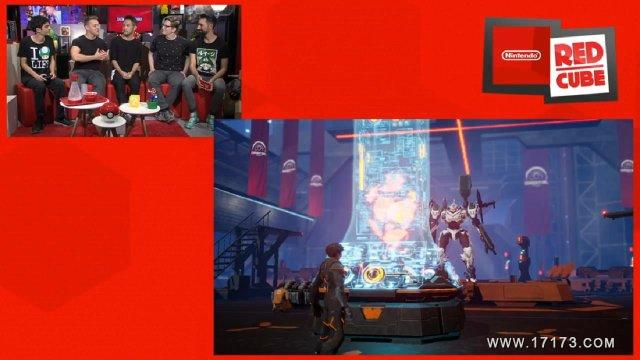 DAEMON X MACHINA from the RedCube @ gamescom 2018 (Nintendo Switch) (1)_20180824145829.JPG