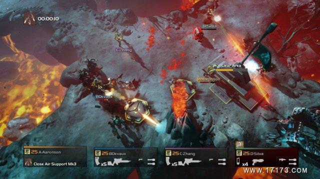 好评FPS《地狱潜兵》迎大型更新-迷你酷-MINICOLL