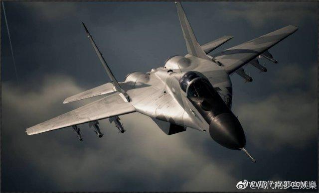 万代南梦宫官《皇牌空战7:未知空域》登场战机新情报-迷你酷-MINICOLL