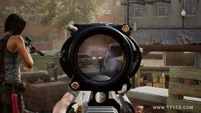 PC新作《超杀:行尸走肉》封测 10月9日起进行3次测试-迷你酷-MINICOLL