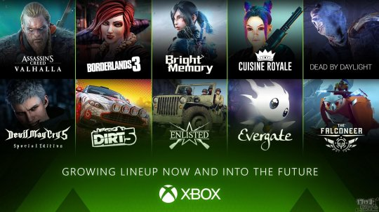 《【天游在线娱乐注册】微软公布Xbox Series X/S的首发整容 30款游戏大作等你畅玩》